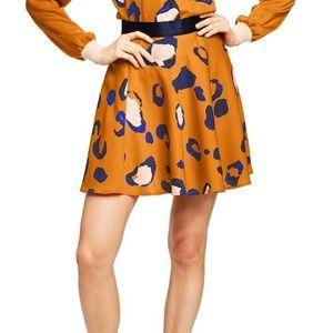 3.1 Phillip Lim for Target Animal Print Skirt